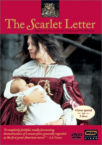 the abundance of imagery in the first eight chapters of the novel the scarlet letter by nathaniel ha