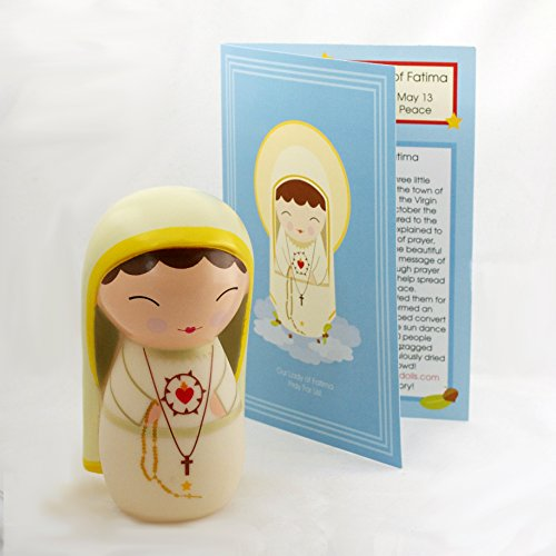 New Lady Fatima Collectible Vinyl Figure