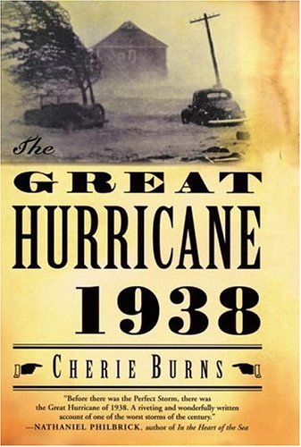 Cover:  The Great Hurricane: 1938