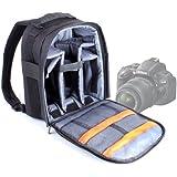 DURAGADGET Sac à dos avec poignée pour modèles Nikon Coolpix D5100, D600, D800, P7000, P500 & P300