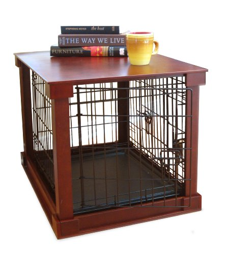 Pet Cage with Crate Cover, Medium