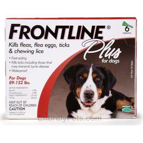 frontline-flea-control-flea-control-plus-for-dogs-89-132-lbs-6-pack