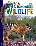 Australian Rare & Endangered Wildlife (Steve Parish Nature Kids)