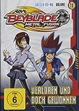 Beyblade Metal Fusion - Volume 11 (Folgen 43-46)