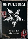Sepultura : Live in Sao Paulo - Edition 2 DVD