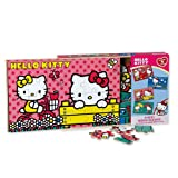 Hello Kitty 4 Wood Puzzles In Wooden Sto...