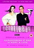 Cutting It - Complete BBC TV Series : 1 To 4 (12 Disc Box Set) [DVD]