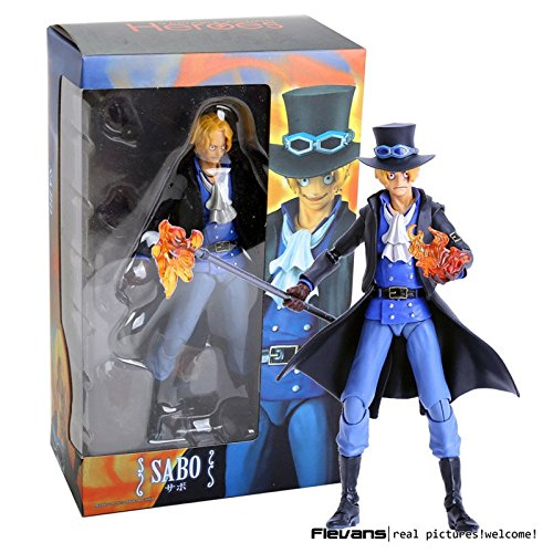 Action-Heroes-One-Piece-Sabo-18cm-PVC-Action-Figure-Collectible-Model-Toys