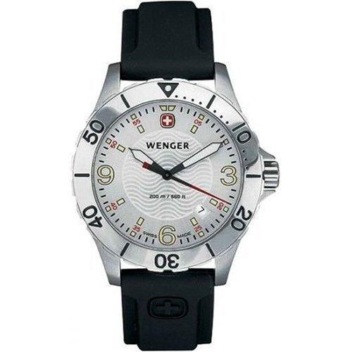 Wenger Men's 72174 AquaGraph Diver Watch