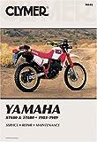 Yamaha XT/Tt600, 1983-1989