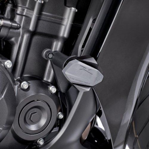 Roulettes de protection Puig Honda CBR 500 R 13-15 noir