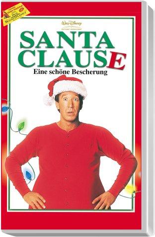 Santa Clause - Eine schöne Bescherung [VHS]