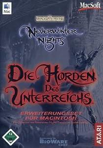 Neverwinter Nights: Die Horden des Unterreichs - [Mac]