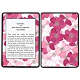 Diabloskinz Vinyl Adhesive Skin Decal Sticker for Amazon Kindle Paperwhite - Poppies