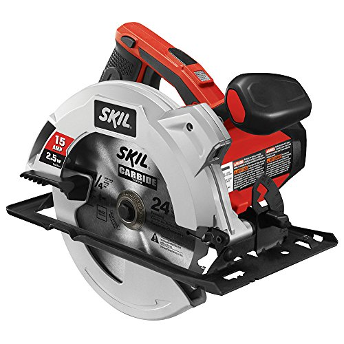 Lowest Price! SKIL 5280-01 15-Amp 7-1/4-Inch Circular Saw with Single Beam Laser Guide