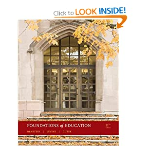 Download book Foundations of Education
