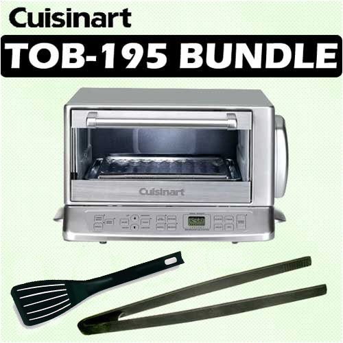 Cuisinart TOB-195 Stainless Steel Convection Promo Offer
