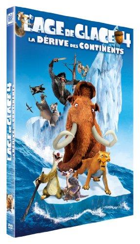 L'Age de glace 4 : La dérive des continents [Francia] [DVD]