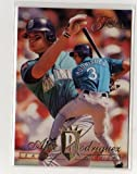 1994 Flair #340 Alex Rodriguez Rookie Card