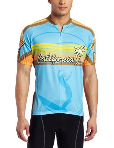 Buy Low Price Canari Cyclewear Men's California Short Sleeve Cycling  Jersey (B004C43QQ0)