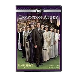Masterpiece Classic: Downton Abbey (Original UK Edition)