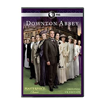 Set A Shopping Price Drop Alert For Masterpiece Classic: Downton Abbey Season 1 (Original UK Edition)