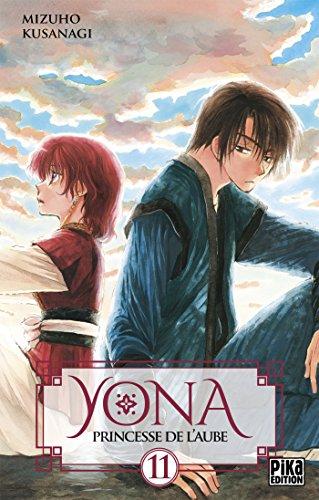 Yona, Princesse de l'Aube T11