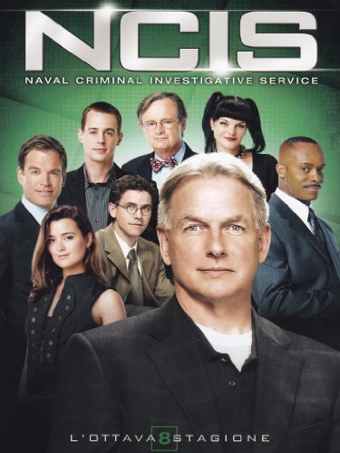 NCIS - Naval criminal investigative service Stagione 08 [6 DVDs] [IT Import]