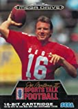 Joe Montana II Sports talk footbal - Megadrive - P