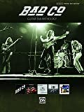 img - for By Bad Company Bad Company Guitar Tab Anthology Authentic Guitar Tab Edition [Paperback] book / textbook / text book