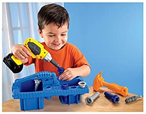 Fisher-Price Drillin' Action Tool Set from Fisher-Price