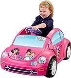 Power Wheels Dora and Friends Volkswagen New Beetle