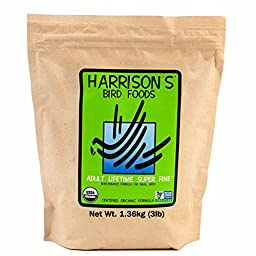 Harrison\'s Adult Lifetime Super Fine 3lb