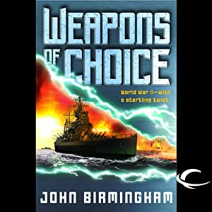 Weapons of Choice Audiobook