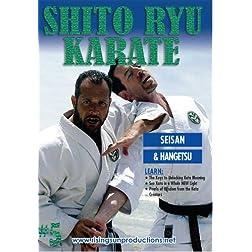 Cracking the Code of Kata, Vol. 5: Seisan and Hangetsu