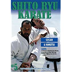 Cracking the Code of Kata, Vol. 5: Seisan and Hangetsu