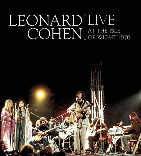 Live at the Isle of Wight 1970 artwork