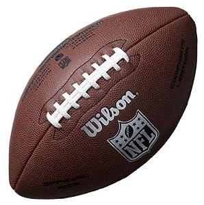 Wilson WTF1786XB NFL Platinum Pro Balón de fútbol americano 0a77bd1e3f618