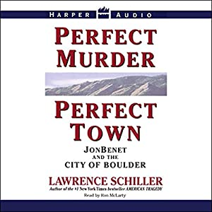 Perfect Murder, Perfect Town Hörbuch