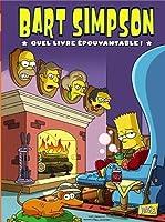 Bart Simpson, Tome 4 : Quel livre épouvantable