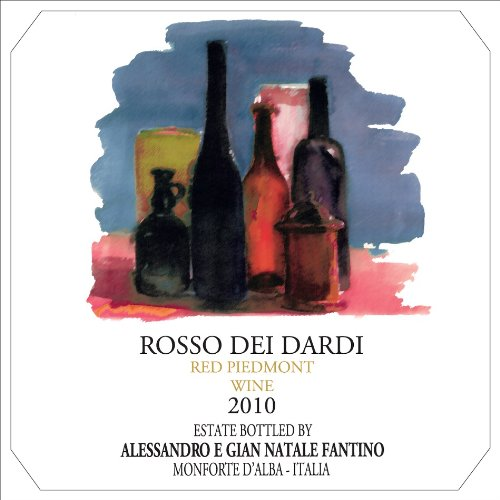2010 A & G Fantino Rosso Dei Dardi, Langhe Rosso 750 Ml