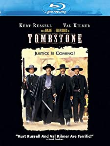 Tombstone [Blu-ray] by Hollywood Pictures Home Video