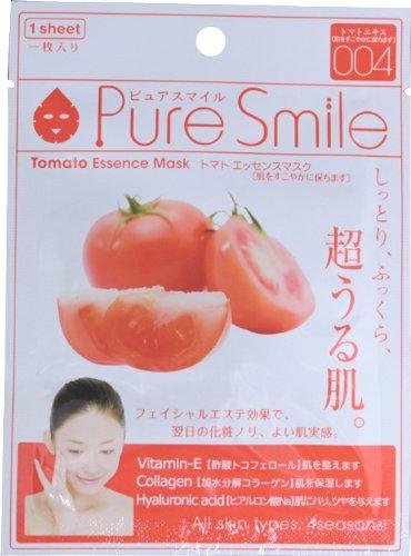 ピュアスマイルエッセンスマスクシリーズ トマト30枚セット