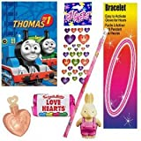 PRE FILLED Thomas the Tank Engine BARGAIN Party Bag (Girls Toys) [Toy]