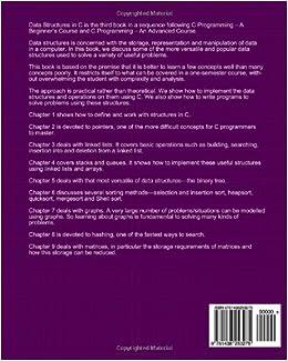 data structures in c noel kalicharan pdf