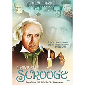 Scrooge A Christmas Carol from VCI Entertainment