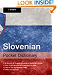 Slovenian Pocket Dictionary