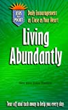 img - for Living Abundantly (Jesus in my pocket) by Nelson Word Publishing Group (2000-01-30) book / textbook / text book