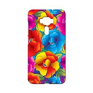 G-STAR Designer Printed Back case cover for Asus Zenfone 3 (ZE520KL) 5.2 Inch - G3363