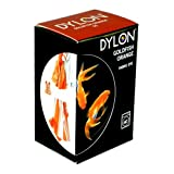 Dylon Machine Dye Goldfish Orange 200 g (Pack of 3)by Dylon